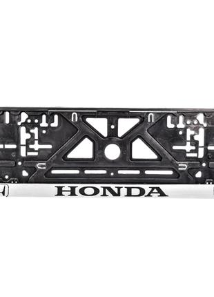 Рамка под номерной знак Honda Carlife NH18