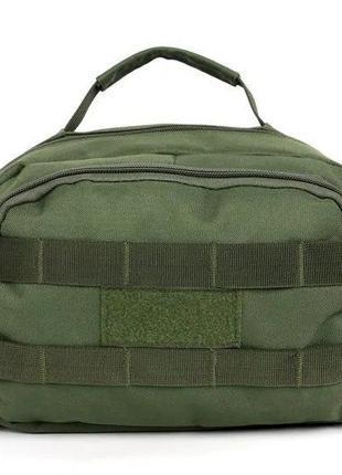 Тактическая сумка поясная, наплечная Silver Knight 9100