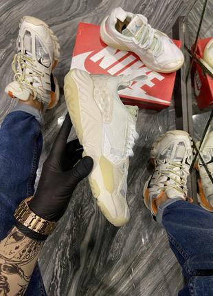 Кроссовки Nike Air Jordan 23 White Beige