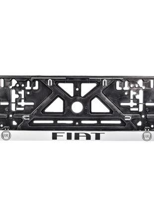 Рамка под номерной знак Fiat Carlife NH22