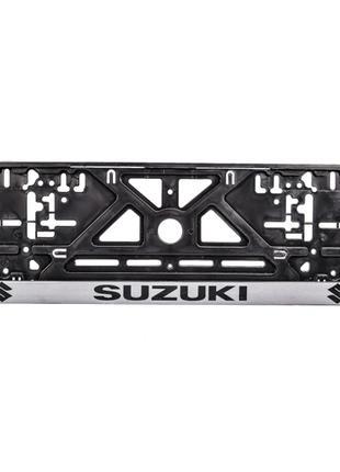 Рамка под номерной знак Suzuki Carlife NH31