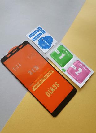 Стекло на Xiaomi Mi A2 lite