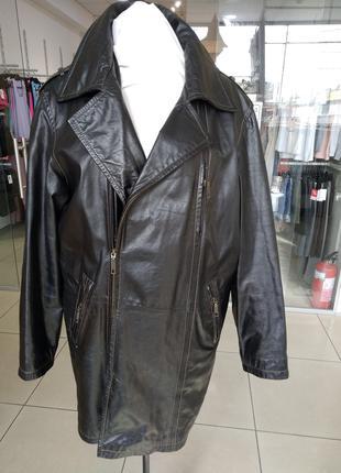 Мужская куртка из натуральной кожи BRANDO новая