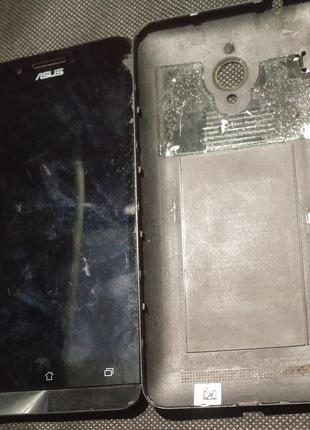 Asus Zenfone Go Zc500tg разборка