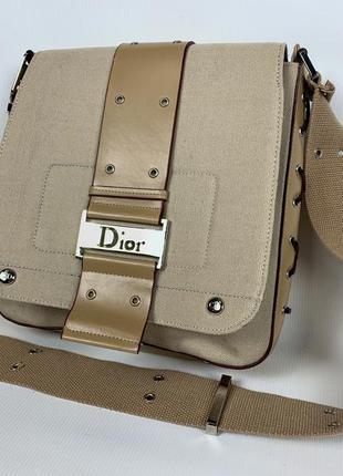 Плечевая сумка, мессенджер dior