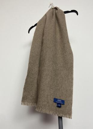 Кашемировый  шарф gobi италия