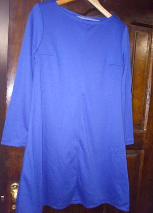 Платье для беременных невысокого роста 145-154см размер 42-44