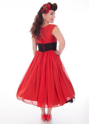 Винтаж платье 50 размер