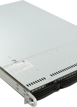 Продам сервер Supermicro SuperServer (SYS-6017R-TLF)