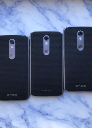 Смартфони Motorola Droid Turbo 2 Black 32ГБ / XT1585