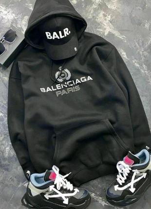 Худи Balenciaga / Толстовка Баленсиага