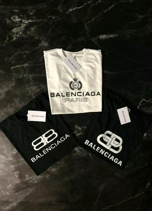 Футболка Balenciaga / Футболка Баленсиага