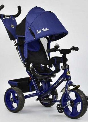 Акция -20%. Трехколесный велосипед Best Trike 6570 - лучший по...