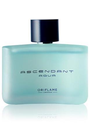 Туалетная вода Ascendant Aqua Oriflame орифлейм
