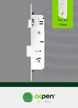 Замок сантехнический Akpen WC-25 для металлопластиковой двери
