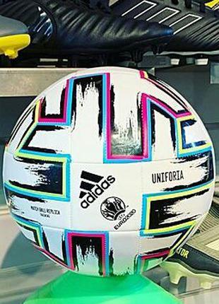 БЕСПЛАТНАЯ ДОСТАВКА Футбольный Мяч Adidas Uniforia Euro 2020
