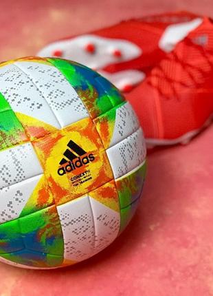 БЕСПЛАТНАЯ ДОСТАВКА Футбольный мяч Adidas Conext 19 TOP Training