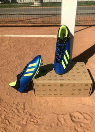 Купить Футбольные Бутсы Adidas X 18.3 FG доставка по Украине