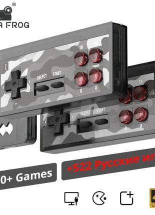 Игровая консоль Денди HDMI Data Frog Y2 HD Plus 1984 игр NES