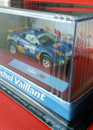 Michel Vaillant - Auto / car / voiture 1:43 Buggy Vaillante Cairo