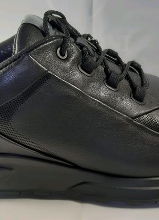 Кожаные кроссовки BERTONI весна-осень.41,42,43,44,45.