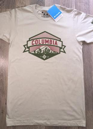 Columbia мужская футболка