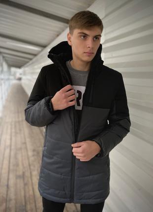 Демисезонная мужская куртка  Intruder