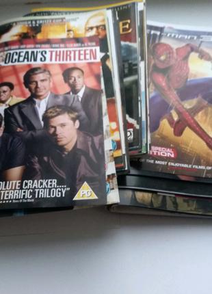 Постеры обложки для Dvd дисков