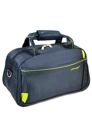 Дорожня сумка- саквояж 22806