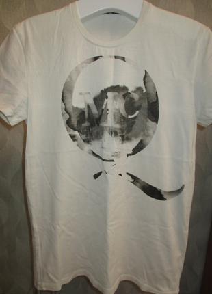 футболка  Alexander McQueen