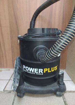 Пылесос 1200 Вт 20 л POWERPLUS