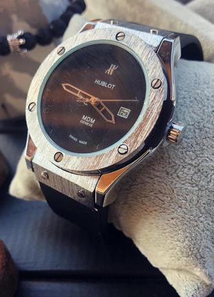 Шикарные мужские часы hublot