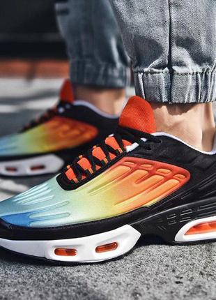 Хит продаж! мужские кроссовки яркие для бега