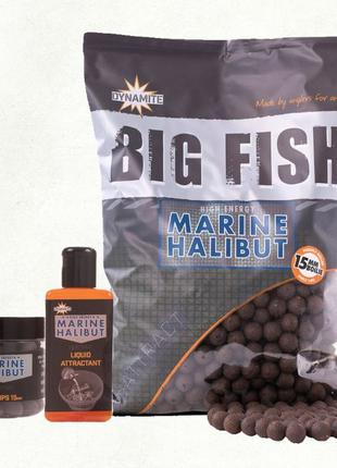 Бойлы Dynamite Baits Hi-Attract 1.8 кг.