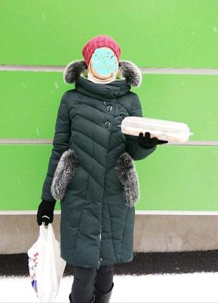 Куртка/пальто/пуховик зимовий