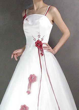 Платье свадебное -НОВОЕ- в наличии