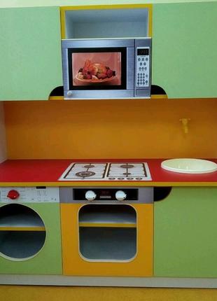 Кухня детская игровая Золушка, Малютка