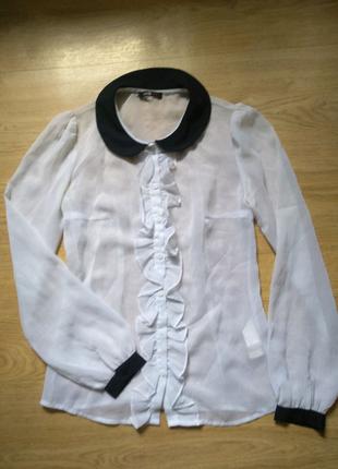 Лёгкая блузка.