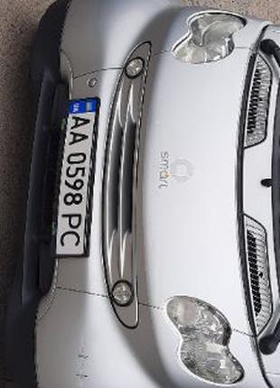 Smart 450 Fortwo Cabrio