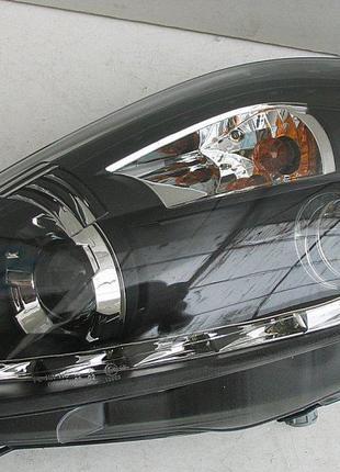 Передние фары Fiat Grande Punto тюнинг оптика