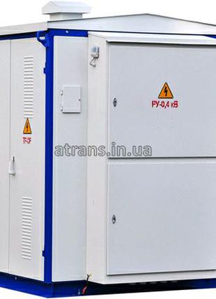 Трансформатррная подстанция КТП 160 в наличии