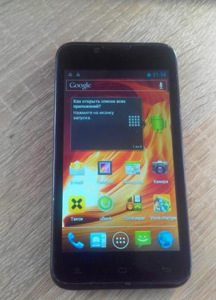 Fly IQ441 смартфон, телефон