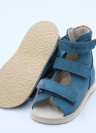 Ортопедическая детская обувь KENA  (с высоким)