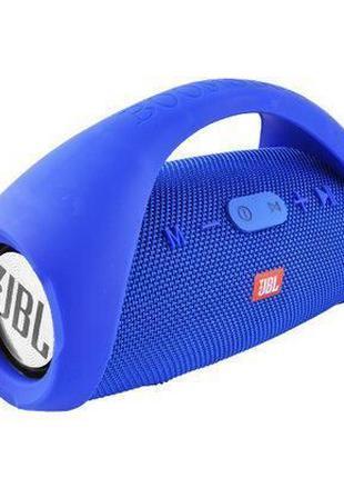 Колонка JBL Boombox MINI E10 Синяя
