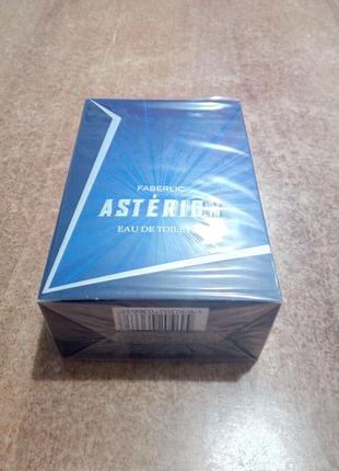 Туалетная вода для мужчин Asterion Астерион Фаберлик арт 3216