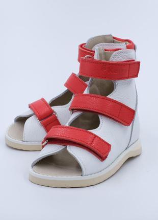 8. Детская ортопедическая обувь KENA