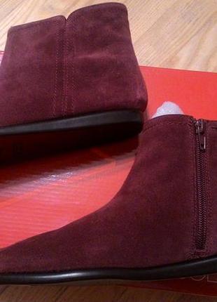 Хит!!! ботинки натур.замша аerosoles 7mus 24см