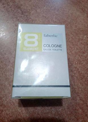 Туалетная вода для мужчин 8 Element Cologne Элемент 3251