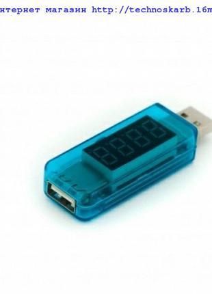 USB Doctor ЮСБ Тестер вольтметр-амперметр
