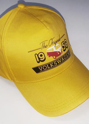 Оригинальная кепка Volkswagen Transporter подарок мужчине другу